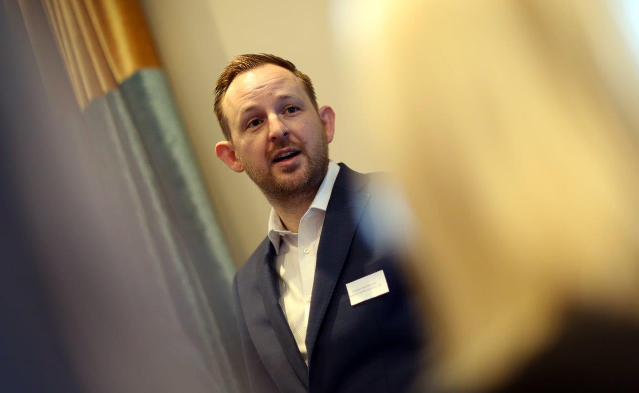 Gordon MacPherson CEO of Moralbox
